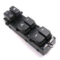 k5 parçalar toptan satış-Kia 2011-2013 Optima K5 Otomobil Parçaları 93570-2T010 Araç Cam İçin Yüksek Kaliteli Elektrikli Cam Şalteri Düğmesi 935702T010 Ücretsiz Kargo Geçiş