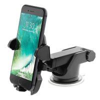 gps sahipleri bağlar toptan satış-Yeni Araç Telefonu Tutucu Dashboard Dağı Evrensel Cradle Cep Telefonu Klip GPS Braketi Cep Telefonu Tutucu CarUniversal Araba Pho Telefon için Standı