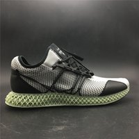 Wholesale Y Runner Futurecraft Alphaedge D LTD Aero Ash Print Black AQ0357 Men Kicks Running Sports Shoes Sneakers Trainers With Original Box