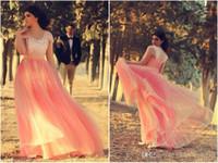 vestidos farbe koralle großhandel-Coral Color Prom Kleid Mit Ärmeln Sexy Kristalle Perlen Tüll Türkei Abendgesellschaft Kleid Plus Size vestidos de festa