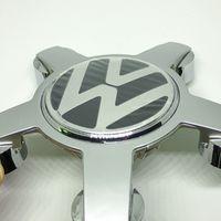 Wholesale Vw Front Emblem - high quality 4pcs lot 135mm ABS Wheel Emblem Hub Center Caps Cover Car Logo Decorative Center for VW Volkswagen