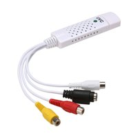 Wholesale Professional USB bus power USB Converter Audio Video Capture Grabber Adapter for Win XP