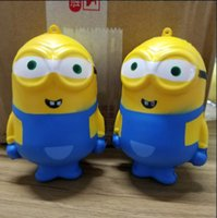 Wholesale minions gifts for sale - Minions Squishy Cartoon Minions Squishy Toys Jumbo Slow Rising Pendant Doll Despicable ME Squishy Toys Antistress Toys Xmas Gift z72