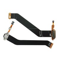 Wholesale connector galaxy tab resale online - USB Charger Dock Connector Charging Port Flex Cable For Galaxy Tab P5200 P5210 GT P5200 GT P5210