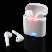 Wholesale Huawei Headphones - Mini In Ear Bluetooth Headphone with Charger Box Earbuds for Samsung Xiaomi Huawei Auriculares Audifonos Wireless Earphone Free Shipping