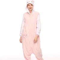 Cartoon Animal KT Cat Unisex Adult Onesies Onesie Pajamas Kigurumi Jumpsuit  Hoodies Sleepwear For Adults Welcome Wholesale Order 50a698f9e