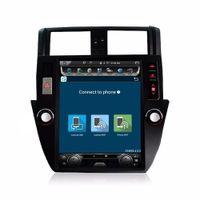 "Wholesale lexus navigation - 12.1"" tesla style vertical screen android 6.0 Quad core 32G Car GPS radio Navigation for Toyota prado Lexus GX 460 2010-2013"
