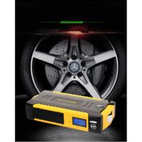 Wholesale Starter Motors - Car jump starter Great discharge rate Diesel power bank for car Motor vehicle booster start jumper battery
