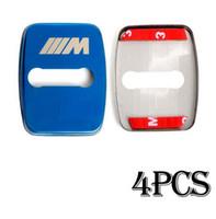 bmw x5 zubehör großhandel-Auto Styling Auto Türschloss Fall für BMW 1 2 3 5 6 7-Serie X1 X3 X4 X5 X6 M1 M3 Zubehör