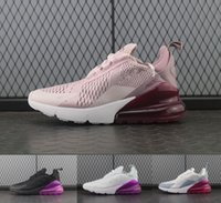 Wholesale girls running shoes for sale - 270s Cushion Running Shoes For Women Sneakers Trainers Girls Sports Mens Athletic Hot Corss Hiking Jogging Walking Outdoor Shoe
