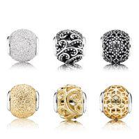 fábrica diy charms venda por atacado-CHAMSS Pandora in Essence charme Beads DIY mulher para jóias liberdade criatividade Intuição direto de fábrica direto da fábrica 1: 1