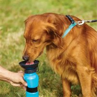 Wholesale Dog Automatic Feeding - Puppy Travel Sport Bottle Outdoor BPA Free Feeding Bottle for Dog Pet bb259-266 2018010907