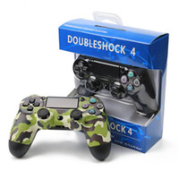Wholesale Game Steering - Gamepad Wireless Bluetooth Joystick Controller for ps4 PlayStation 4 Game steering Console Games and accessories