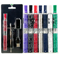 Wholesale snoop dogg e pen for sale - snoop blister card packing pack herbal dry herb vaporizer pen vape starter kit kits e cigarette coil coils smoking dogg round pro