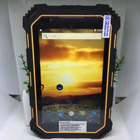chinesisch g tablette großhandel-S933L 4G LTE IP68 Wasserdichter Robuster Tablet PC Android 5.1 Quad Core RAM 2 GB ROM 16 GB 13.0MP Kamera 7000mah Batterie NFC