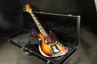Wholesale guitar relics resale online - Handmade relic heritage collecor string Jazz BASS guitar Guitarra all color Accept