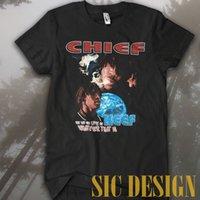 ingrosso magliette divertenti vintage-Maglietta da uomo vintage Marino Morwood Chief Keef She Say She Love Me Maglietta stampata personalizzata hip hop maglietta divertente maglietta uomo