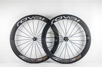 ingrosso le ruote della bici eccellenti-Super leggero! 50mm copertoncino ROVAL ruote in carbonio 50mm 700C bici da strada full carbon wheelset bici da strada