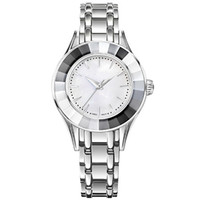 nueva pulsera de acero inoxidable al por mayor-2018 nuevo reloj de pulsera reloj de pulsera de acero inoxidable de plata relojes de cuarzo de lujo mujeres de moda montre femme Relojes De Marca Mujer