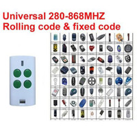 Wholesale 868mhz Remote - Universal 280 -868MHz Rolling code & fixed code remote duplicator