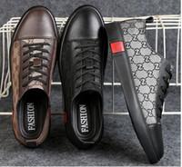 zapatos para caminar al por mayor-2019 Nuevo estilo de moda High Top Men Shoes Spikes Sneakers Shoes Diseñador de lujo Remaches Zapato plano para caminar Vestido de boda zapato de fiesta DH2A11