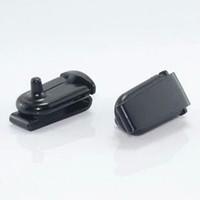 envío walkie al por mayor-10x Batería Clip de cinturón para Motorola Talkabout Radio de dos vías Walkie Talkie 1 Pin envío gratis