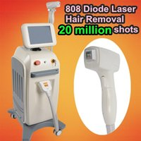 Wholesale Laser Hair Removal Equipment Professional - Professional laser hair removal machine 808nm diode laser Soprano lazer hair remover beauty equipment Suitable for all skin types