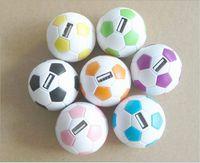 cargador de iphone con forma de manzana al por mayor-Fútbol forma cargador usb teléfono móvil cargador de regalo fútbol regalo teléfono móvil cargador de energía