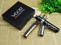 Wholesale Pro Vent - Hot V-GOD Pro Mech RTDA Mod Kit with 2600-3000mAh Battery Capacity and vape mod 5 Large Vent Holes 510 Connecttion with V-GOD trick pro tank