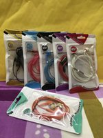 Wholesale plastic accessories resale online - 9 cm cm cm Zip Lock Plastic Bag for Mobile Phone Accessories Earphone USB Cable Car Charger