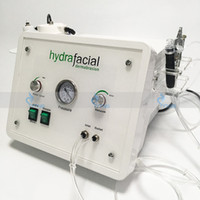 Wholesale portable dermabrasion equipment for sale - Group buy 3in1 portable Diamond Microdermabrasion beauty machine oxygen skin care Water Aqua Dermabrasion Peeling hydrafacial SPA equipment