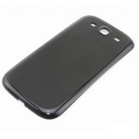Wholesale galaxy siii cases - Housing Battery Cover Door For Samsung Galaxy S3 Siii Gt I Replacement Back Black Phone Cases New Blue White Color