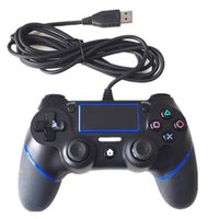 Wholesale ps4 controller handle for sale - New PS4 Wired Controllers USB Gamepads for PS4 Game Controller Vibration Wired Joystick Handle for PlayStation Console