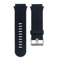 Wholesale Forerunner Garmin - Soft Adjustable Silicone Replacement Wrist Watch Band for Garmin Forerunner 920XT GPS Watch (Black)