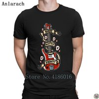 1936f473 Bass Battle fight tshirts Print cool plus size 2018 men's tshirt Casual  male hilarious Anlarach Pop Top Tee
