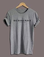 ingrosso sostegno dropship-Supporto Dropship 11 London Logo Nero Grigio Bianco T Shirt Uomo Donna Unisex Tee Shirt Uomo Boy Tailored Short Sleeve Giorno del Ringraziamento Custo