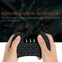 Wholesale good free games for sale - Group buy Wireless Mouse G Wireless Keyboard Mini H9 Keyboard and Mouse for free tv android box X96 mini xbox game box good quality