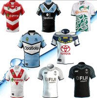 Wholesale black cowboys jerseys - 2018-2019 nrl jerseys rugby league Storm BRONCOS Cowboys KNIGHTS Eels Roosters home away rugby jerseys football jerseys size S-3XL