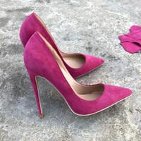 c54173c5724 AUD  82.20 · Hot sale -Custom Handmade Hot Pink Heels for Women Wedding  Shoes Summer High Heel Dropshipping Lady Dress ...