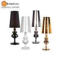 Wholesale Lamps For Wedding Table Decorations - Modern Brief Spanish Defender Bedroom Table Lamp Fashion Table Light Living Room Wedding Bedside Wall Lights For Decorations