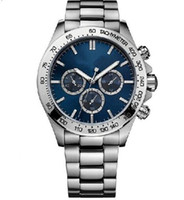 vea chic al por mayor-nuevo Sport Chic heren horloge HB1512963 Reloj de vidrio