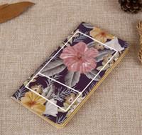 Wholesale promotional notepads resale online - fashion print design flower notebooks creative trends student dairy kraft paper notepdas promotional kids gift blank books