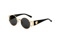 Wholesale wayfarer sunglasses online - Wayfarer Men Sunglasses Luxury VS Designer Sunglasses Men Brand Designer Gold Frame Polarized Women Top Quality With Box