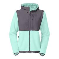 Wholesale ladies jackets for sale - Hot Sale Winter Women Fleece Hoodies Jackets Coats Fashion Casual Ladies Mens Kids Ski Down Coats Suits Outdoor Windproof Jacket Black White