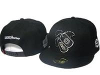Wholesale dnine reserve hats for sale - Group buy black New designer hats D9 DNINE Reserve Snap back Street hats Fashion men women snapback hiphop sport ball caps