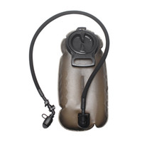 рюкзаки для гидратации мочевого пузыря оптовых-Tactical Sport Water Bag Backpack Bicycle Water Hydration Bladder 2L 2.5L 3L Outdoor Cycling Camping Hiking Accessories