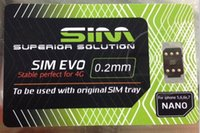 sim unlock iphone 5s t mobile оптовых-НОВЕЙШАЯ разблокировка для US / T-mobile, Sprint, Fido, DoCoMo и других мобильных устройств GEVEY Turbo sim для iPhone 5S на iPhone X Всплывающее меню «Авто»