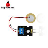 sensores piezoelétricos venda por atacado-Módulo de sensor de vibração piezoelétrico analógico Keyestudio para Arduino