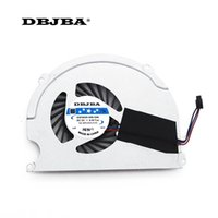 Wholesale hp laptops cpu fan - Laptop CPU Cooling fan For HP ProBook 5320m AD07005HX75G900 618830-001 Fan