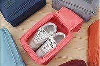 sapatos coreanos venda por atacado-Coréia do Sul Segunda Geração Nova Viagem Mais Conveniente À Prova D 'Água Sapato Saco Sapatos Impermeáveis Receber Saco Sapatos Receber Pacote